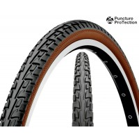 Anvelopa Continental TourRide Puncture-ProTection 37-622 28*1 3/8*1 5/8 negru/maro